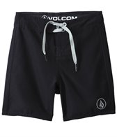 Volcom Boys' Solid 38th Street Boardshort (2T-4T)