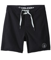 Volcom Boys' Solid 38th Street Boardshort (4yrs-7X)