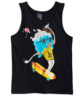 Volcom Boys' Cone Dog Tank Top (4yrs-7X)