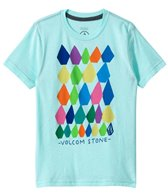 Volcom Boys' Stone Stack S/S Tee (2T-4T)