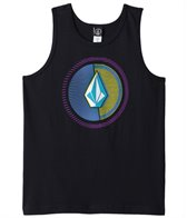 Volcom Boys' Overload Tank Top (8yrs-20yrs)