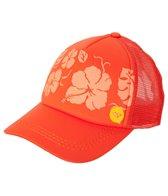 Roxy Truckin Floral Hat