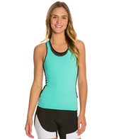 Active Angelz Women's Marietta Singlet with Mesh Detail