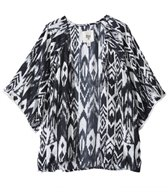 Billabong Girls' Sunbeam Luv Kimono Cover Up (7yrs-14yrs)