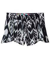 Billabong Girls' Beat The Heat Woven Short (4yrs-6yrs)