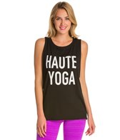 Emi-Jay Haute Yoga Tee