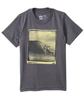 Quiksilver Boys' Top Hat S/S Tee (4yrs-7yrs)