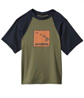 Dakine Boys' H2O-Boy S/S Surf Shirt (6-12)
