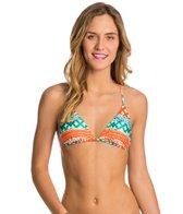 Sofia Marseilles Crossed Back Bikini Top