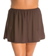 Topanga Plus Size Cover Up Skirt
