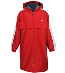 Nike Swim Parka Youth - Varsity Red - Medium