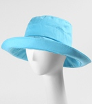 Sun N Sand Surf's Up Cotton Rolled Brim Hat
