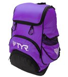 TYR Alliance Team Backpack II - White/Navy