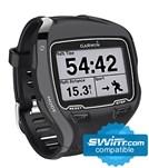 Garmin Forerunner 910XT HRM Watch Unisex - Black