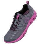 Columbia Women's Drainmaker II Water Shoes - Grill/Afterglow - 9