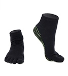 Gaiam Full-Toe Grip Socks
