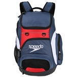 Speedo Small Teamster Backpack - Insignia Blue/Black - One Size